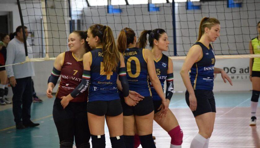 Polisportiva Salerno Guiscards, il team volley riprende gli allenamenti