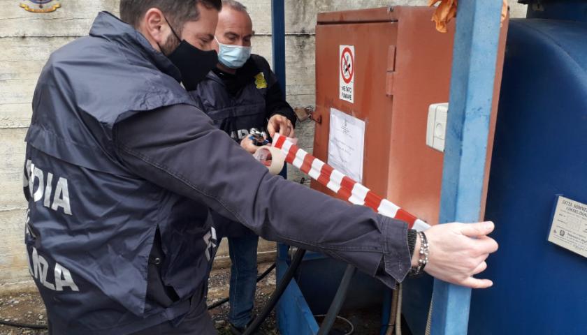"""Riforniva i propri pullman con il gasolio """"agricolo"""": in cinque anni società Picentina evade imposte sui carburanti per 160 mila euro. Sette bus sequestrati"""