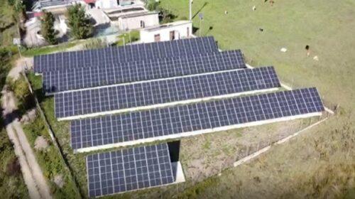 Attivato l'impianto fotovoltaico di Vallo della Lucania,  struttura rispettosa dell'ambiente