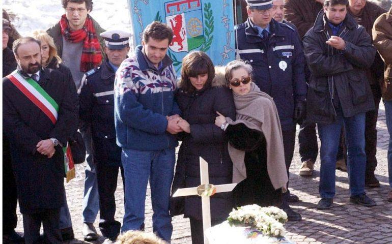 Il 30 gennaio 2002 Samuele Lorenzi ucciso con 17 colpi alla testa nella villetta di Cogne
