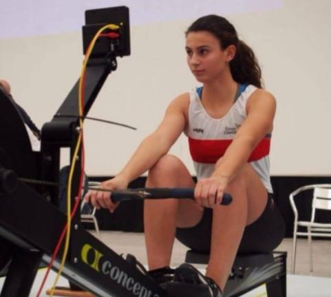 Winter Rowing Race 2021 di remoergometro, Iannicelli e Velf portano il Circolo Canottieri Irno Salerno sul podio
