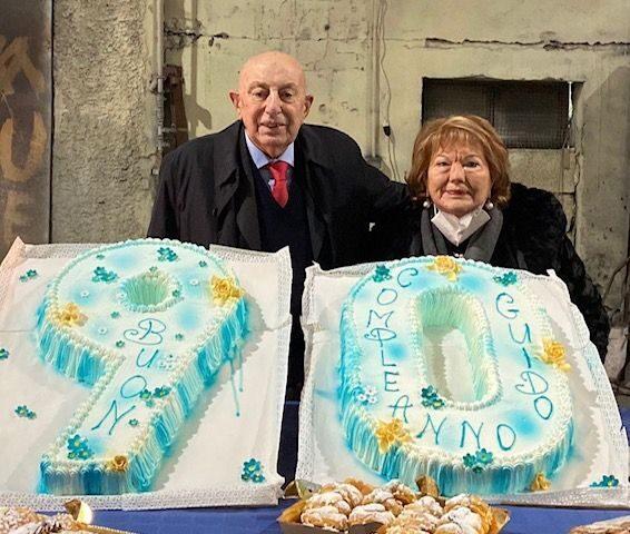 """Fonderie, i 90 anni di Guido Pisano: """"La nostra azienda ha sempre operato nella legalità e l'Arpac ha riconosciuto il nostro lavoro"""""""