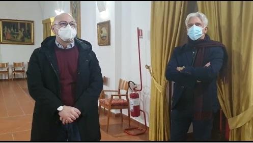Video – Pranzo solidale agli ospiti della Casa albergo Immacolata Concezione, il messaggio del sindaco Napoli e dell'assessore Loffredo
