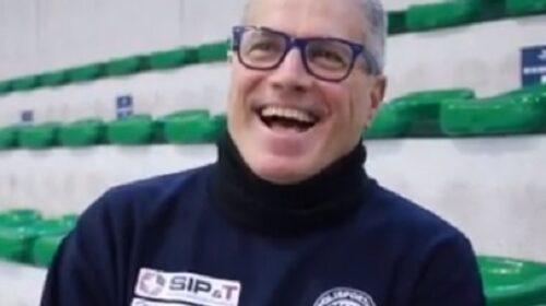 """Due Principati Volley, coach Camiolo: """"In questa squadra sono tutti centravanti"""""""