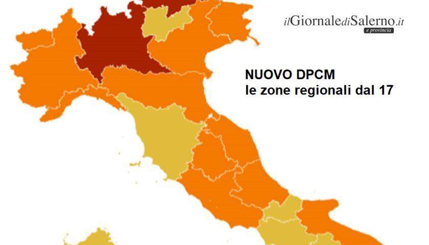 Nuovo DPCM, zona rossa, arancione e gialla: ecco quando serve l'autocertificazione. Il modulo DOWNLOAD
