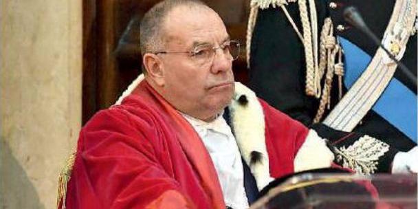 Inaugurazione anno giudiziario a Salerno, il procuratore generale Primicerio contro il risarcimento per gli assolti