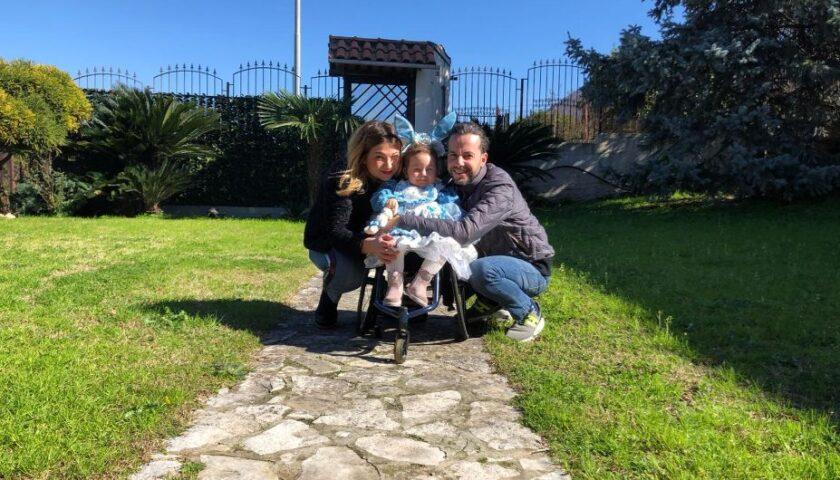 Una nuova vita per Lucia, l'appello del sindaco di Pagani De Prisco