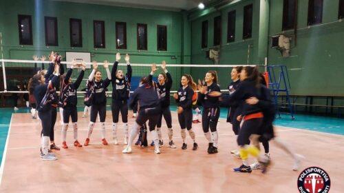 Pallavolo, Serie B2: hurrà P2P, 3-0 per Baronissi all'esordio