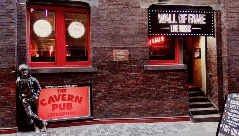 Accadde oggi: il 16 gennaio 1957 apre a Liverpool il Pub Cavern, la tana dei Beatles