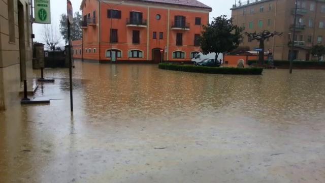 Maltempo, il Consiglio dei Ministri dichiara lo stato di emergenza per i comuni della provincia di Salerno