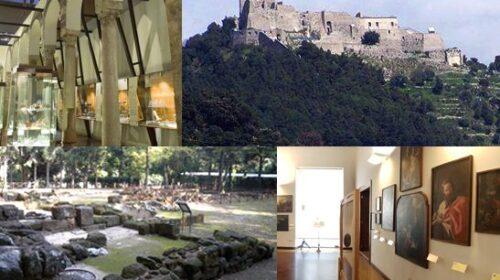 La Provincia di Salerno riapre alla cultura, aperti i Musei provinciali dopo il DPCM del 14 gennaio