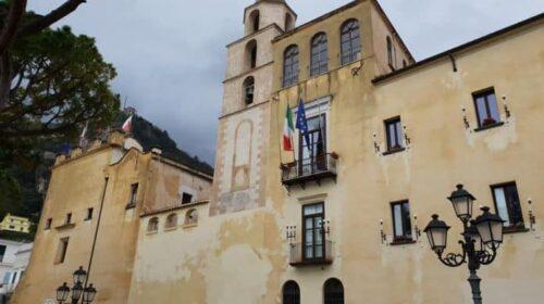 Covid, ad Amalfi positivo il segretario comunale