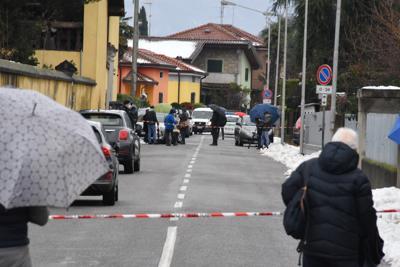 Ristoratore ucciso a Bergamo, arrestato il figlio