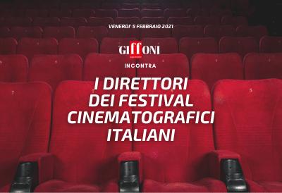 COSTRUIRE INSIEME L'ITALIA DEL POST COVID: DA GIFFONI CALL TO ACTION ALLE RASSEGNE  E AI FESTIVAL CINEMATOGRAFICI, OLTRE 140 RISPONDONO ALL'APPELLO