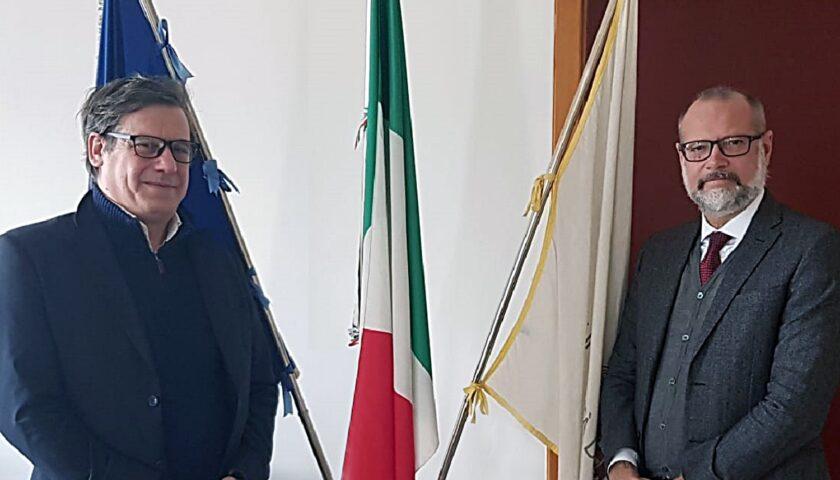Maurizio Sibilio nominato Prorettore dell'Università di Salerno