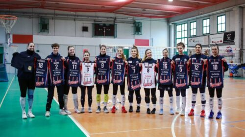 Torna in campo la serie B2, Due Principati Volley pronta al debutto