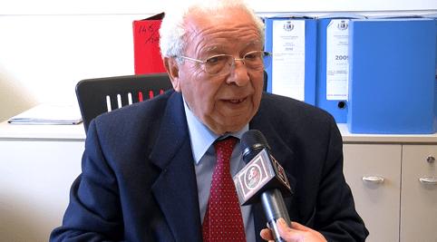 Lutto a Capaccio, muore l'ex sindaco Pasquale Marino