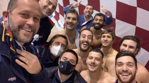 La Rari Nantes Salerno quasi certa di andare alla fase d'élite del campionato di serie A1