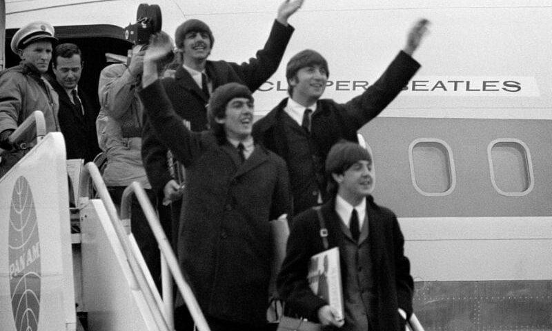 Il 7 febbraio 1964 i Beatles invadono e conquistano l'America