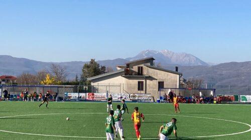 Polisportiva Santa Maria, pareggio in casa del Rotonda