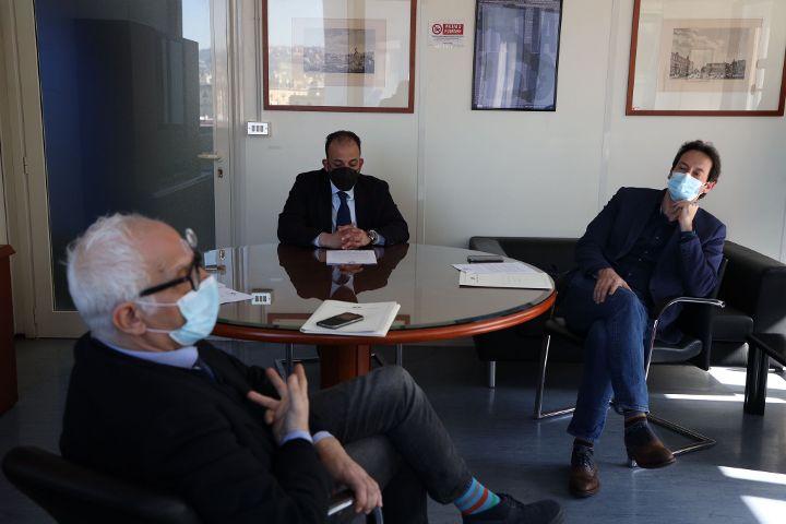 """Cammarano: """"Faremo delle nostre Aree Interne il motore della Campania"""""""
