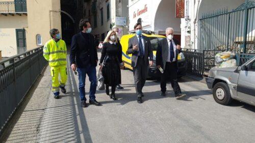 "M5S: ""Frana ad Amalfi, stop opere tampone. Serve intervento strutturale"""
