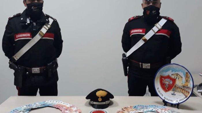 Salerno: trovato con 40 dosi di crack e 760 euro, arrestato 37enne a Pastena