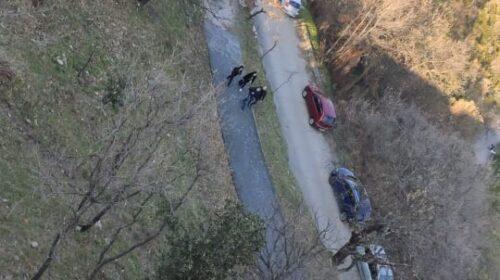 CONTROLLI CON IL DRONE A CASTEL SAN GIORGIO