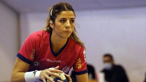 """Jomi Salerno nuovamente in campo, Dalla Costa: """"Contenta di essere tornata"""""""