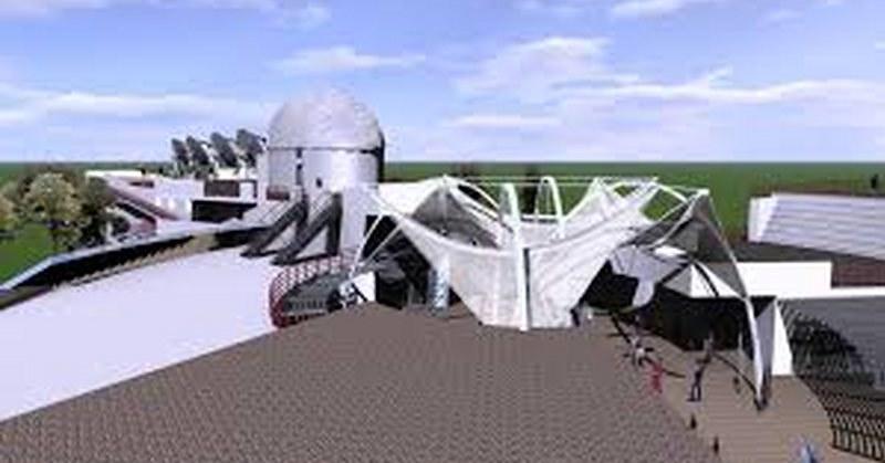 A Montecorvino Rovella conclusi i lavori del primo lotto del planetario