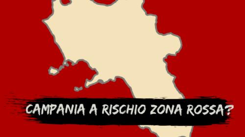 La Campania ora rischia davvero la zona rossa