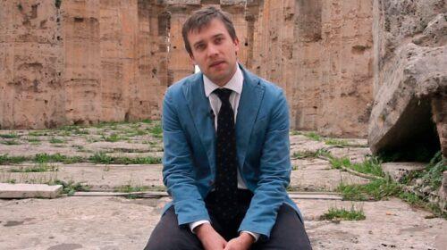 """La senatrice La Mura a Gabriel Zuchtriegel neo direttore di Pompei: """"Sito importante, auguri per l'incarico. Ora a lavoro"""""""