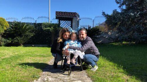 Pagani, sulle cure per la piccola Lucia deciderà il ministro Speranza