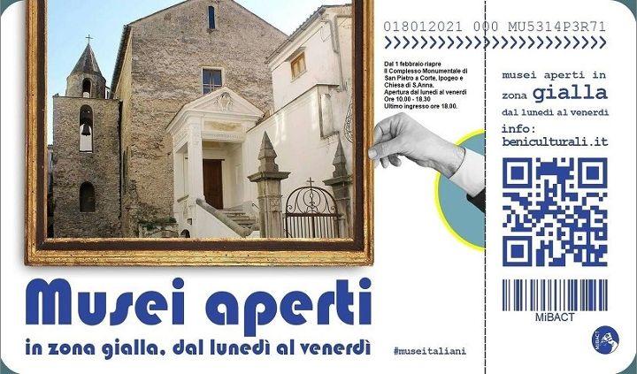 Salerno, riparte nel Centro Storico San Pietro a Corte