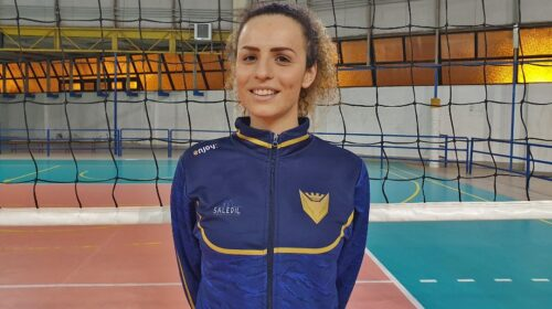 Polisportiva Salerno Guiscards, il team volley si rinforza con Eleonora Sorrentino
