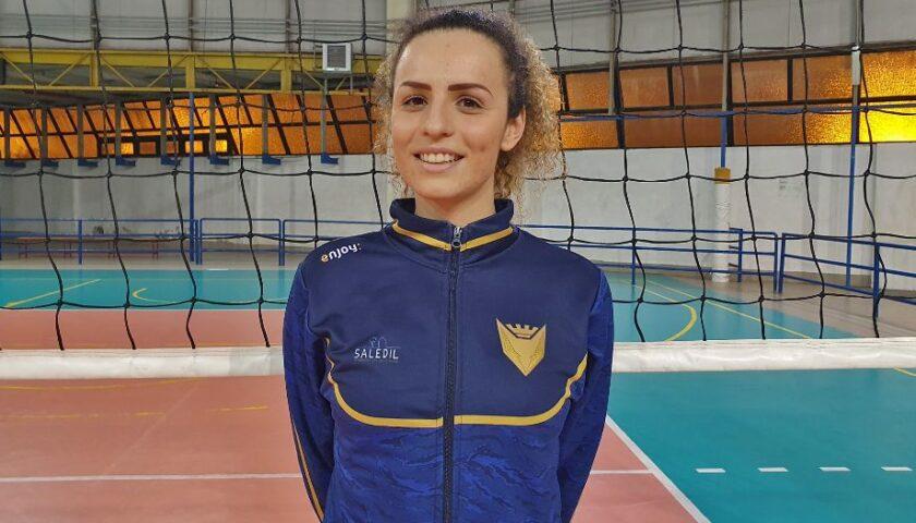 Polisportiva Salerno Guiscards, il team volley si rinforza con Eleonora Sorrentino