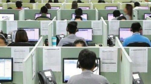 Covid 19 a Eboli, 15 operatori di un call center positivi