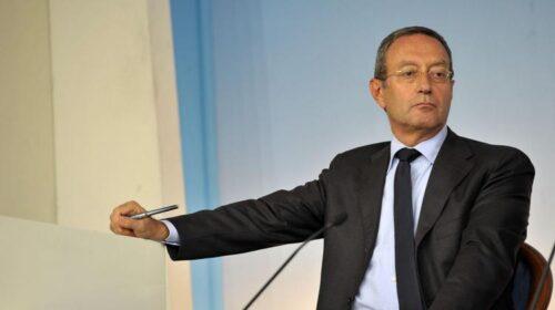 Muore ex sottosegretario Catricala': suicidio ai Parioli