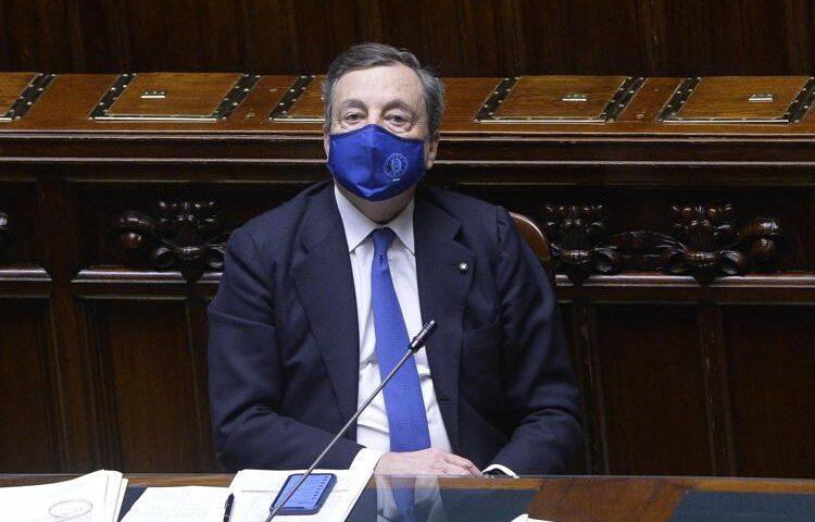 """Recovery, Draghi: """"Spendere bene i soldi"""""""