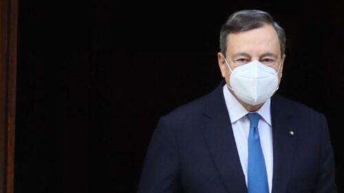 """Vaccini, Draghi: """"Niente scuse per le aziende inadempienti"""""""