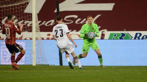"""La Salernitana impatta contro la Reggiana, al """"Mapei Stadium"""" arriva il settimo risultato utile consecutivo"""