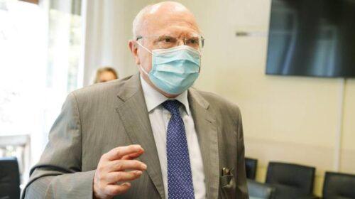 """Il professore Galli: """"Non so se le restrizioni bastano, la circolazione del virus è forte"""""""