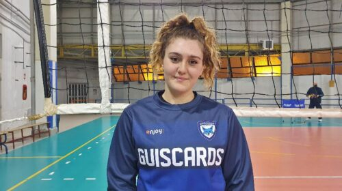 Polisportiva Salerno Guiscards, Francesca Gigantino colpo in prospettiva per il team volley