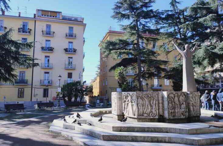 Salerno, arrivano le telecamere in piazza San Francesco