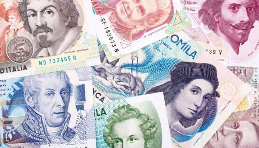 Il 28 febbraio del 2002 l'ultimo giorno per la circolazione legale della Lira