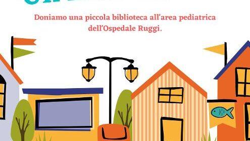 """La Fondazione Carisal partecipa all'iniziativa  """"Un libro Aperto"""" promossa dalla Associazione """"Mano nella Mano"""""""