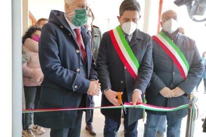 A Mercato San Severino inaugurata la nuova sede del giudice di pace