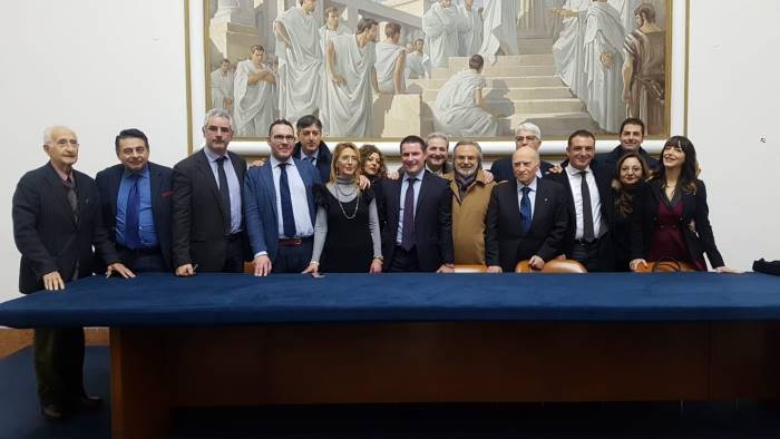 Penalisti salernitani, si va al voto con una lista: Luigi Gargiulo resta presidente
