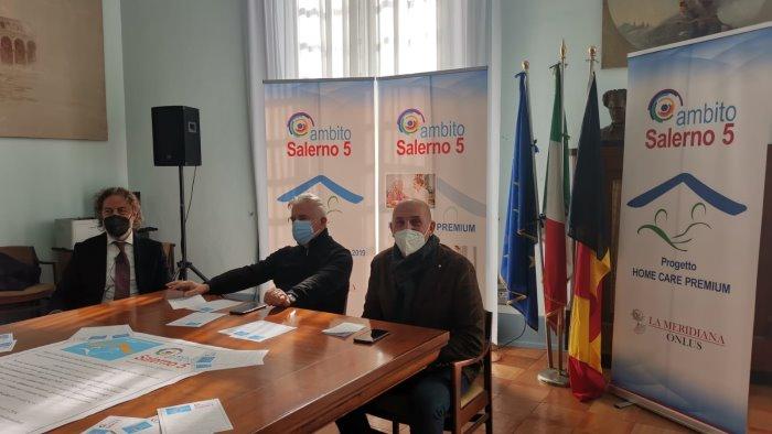 """Salerno, parte il progetto """"Home Care Premium"""""""