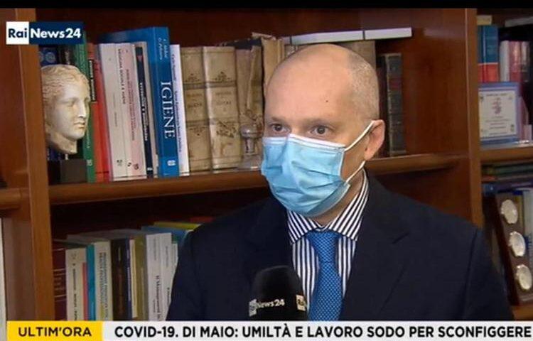 """Ricciardi: """"In tre mesi raddoppieremo i casi di Covid nel mondo"""""""